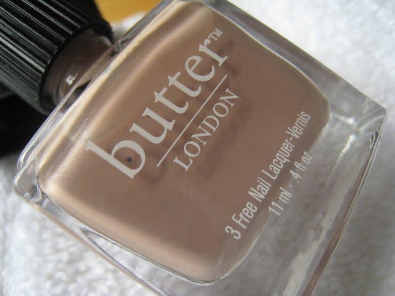 Butter london nail polish yummy mummy 2