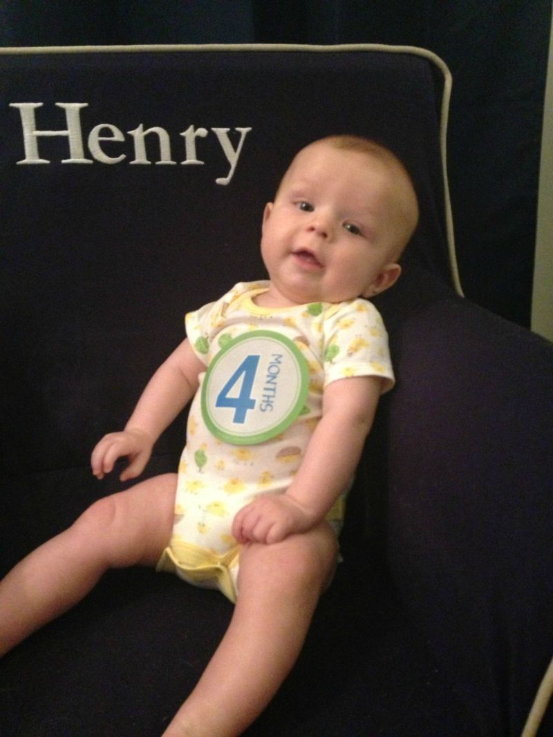 Henry four months