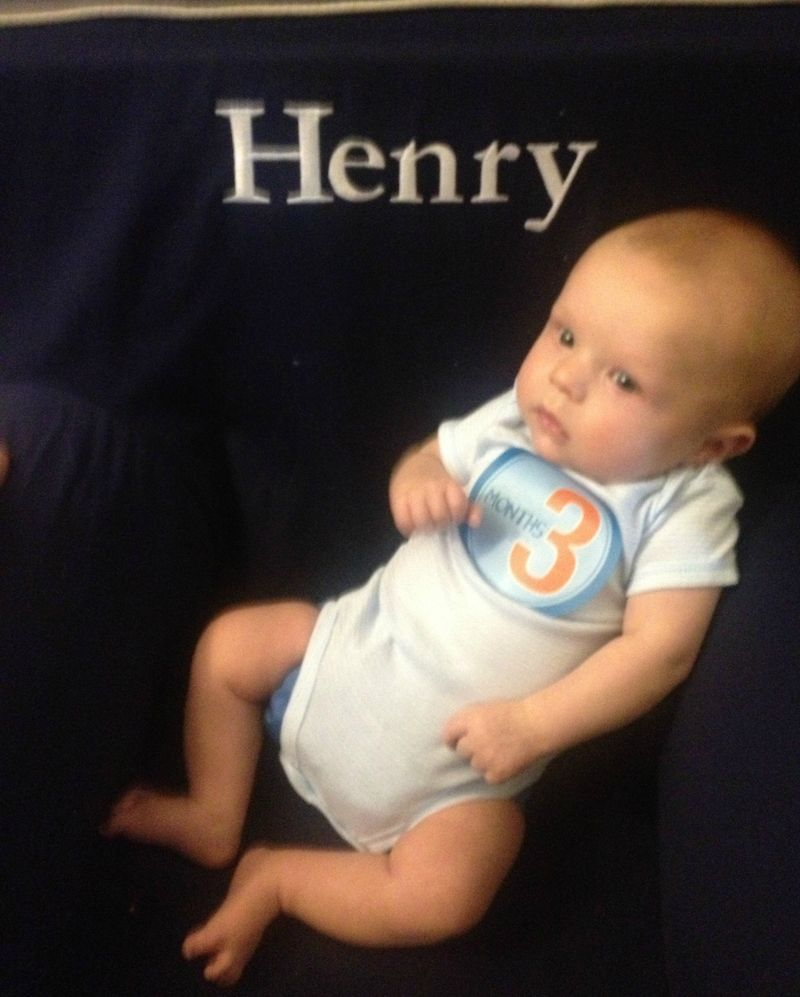 Hery 3 months